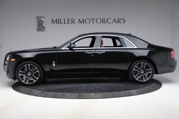 Used 2016 Rolls-Royce Ghost for sale $169,900 at Alfa Romeo of Westport in Westport CT 06880 3