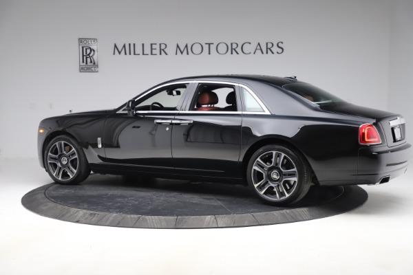 Used 2016 Rolls-Royce Ghost for sale $169,900 at Alfa Romeo of Westport in Westport CT 06880 4
