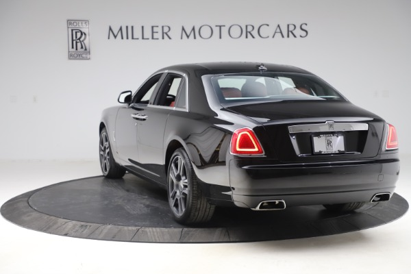 Used 2016 Rolls-Royce Ghost for sale $176,900 at Alfa Romeo of Westport in Westport CT 06880 6