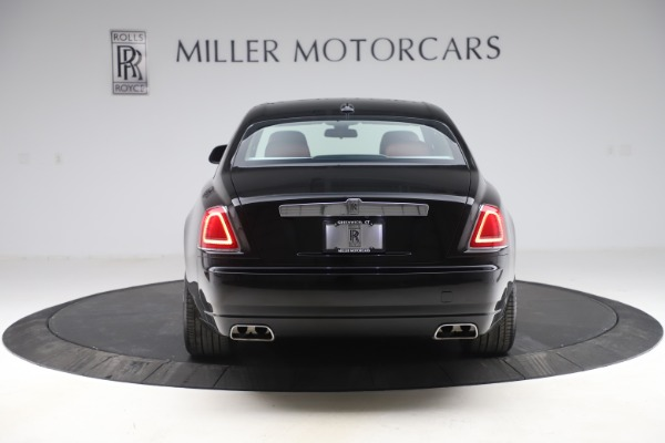 Used 2016 Rolls-Royce Ghost for sale $176,900 at Alfa Romeo of Westport in Westport CT 06880 7