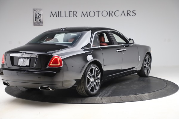 Used 2016 Rolls-Royce Ghost for sale $176,900 at Alfa Romeo of Westport in Westport CT 06880 9
