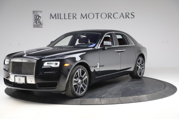 Used 2016 Rolls-Royce Ghost for sale $176,900 at Alfa Romeo of Westport in Westport CT 06880 1