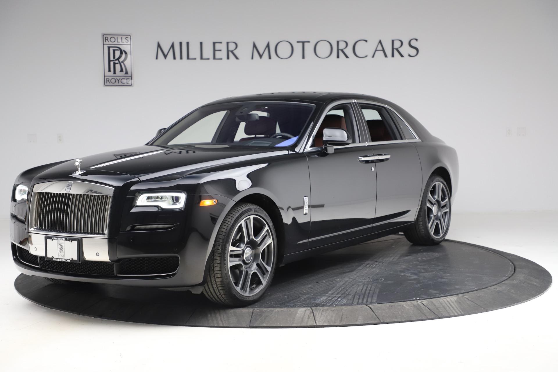 Used 2016 Rolls-Royce Ghost for sale $169,900 at Alfa Romeo of Westport in Westport CT 06880 1