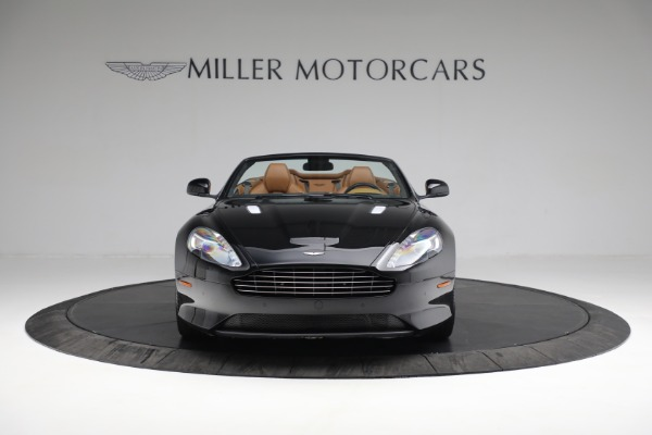 Used 2012 Aston Martin Virage Volante for sale Sold at Alfa Romeo of Westport in Westport CT 06880 12