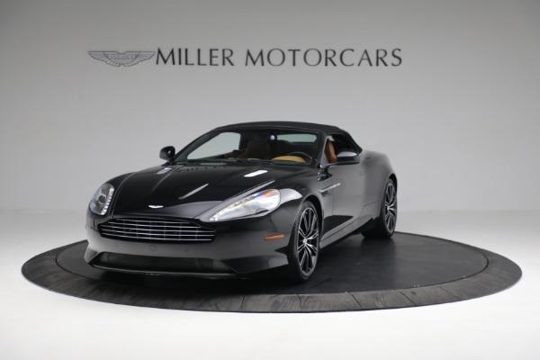 Used 2012 Aston Martin Virage Volante for sale Sold at Alfa Romeo of Westport in Westport CT 06880 14