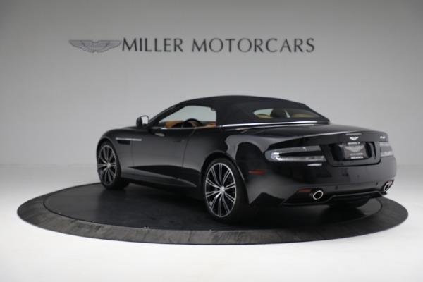 Used 2012 Aston Martin Virage Volante for sale Sold at Alfa Romeo of Westport in Westport CT 06880 18