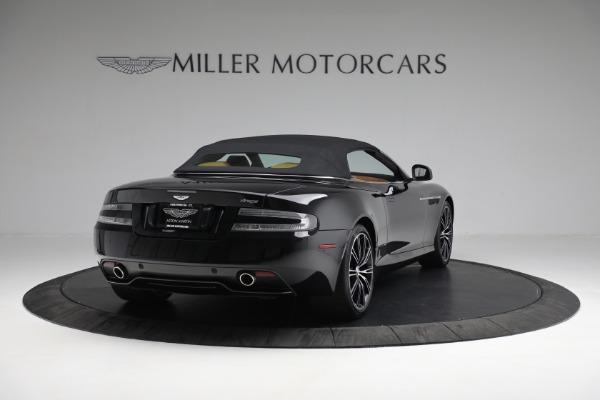 Used 2012 Aston Martin Virage Volante for sale Sold at Alfa Romeo of Westport in Westport CT 06880 20