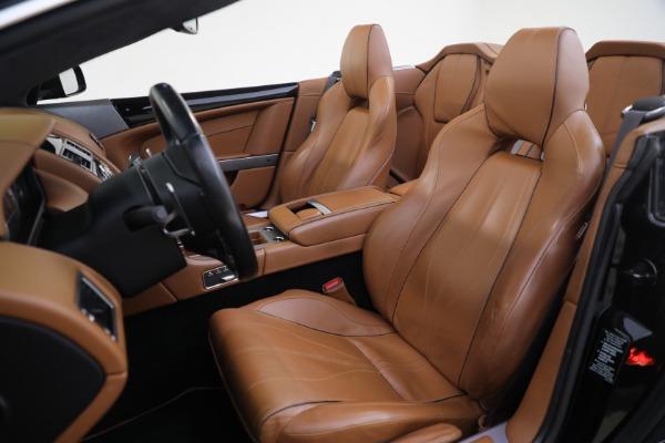 Used 2012 Aston Martin Virage Volante for sale Sold at Alfa Romeo of Westport in Westport CT 06880 27