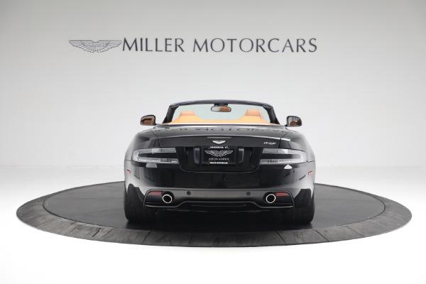 Used 2012 Aston Martin Virage Volante for sale Sold at Alfa Romeo of Westport in Westport CT 06880 5