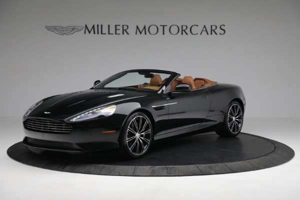 Used 2012 Aston Martin Virage Volante for sale Sold at Alfa Romeo of Westport in Westport CT 06880 1