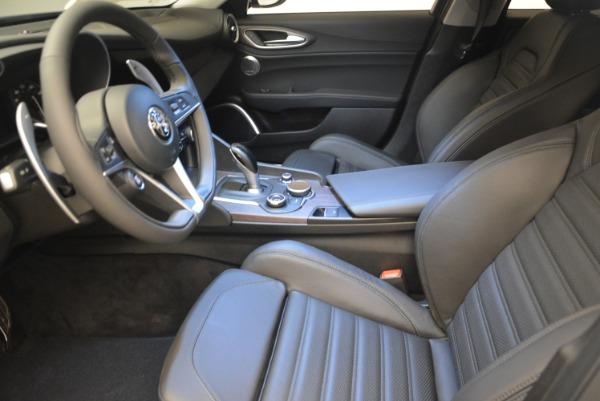 New 2018 Alfa Romeo Giulia Ti Sport Q4 for sale Sold at Alfa Romeo of Westport in Westport CT 06880 15