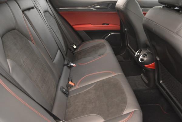 New 2018 Alfa Romeo Stelvio Quadrifoglio for sale Sold at Alfa Romeo of Westport in Westport CT 06880 24