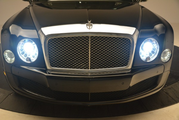 Used 2013 Bentley Mulsanne Le Mans Edition for sale Sold at Alfa Romeo of Westport in Westport CT 06880 13
