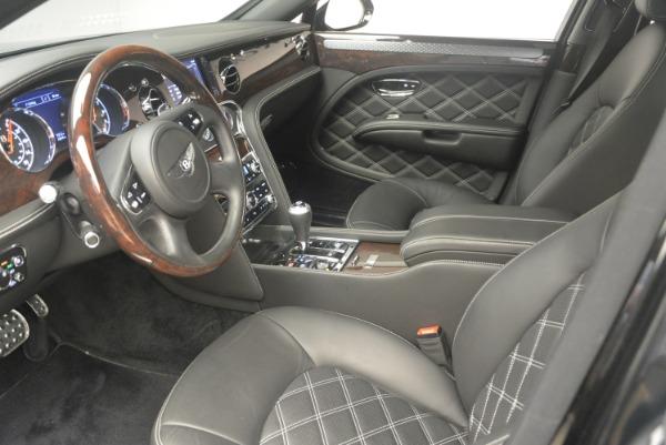 Used 2013 Bentley Mulsanne Le Mans Edition for sale Sold at Alfa Romeo of Westport in Westport CT 06880 16
