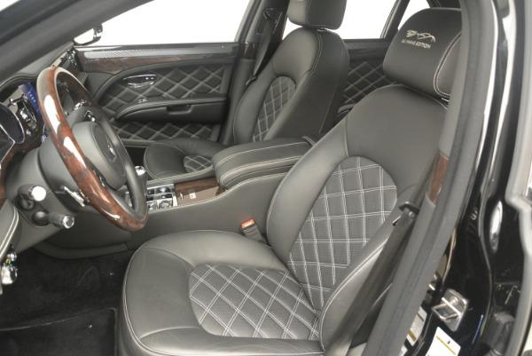 Used 2013 Bentley Mulsanne Le Mans Edition for sale Sold at Alfa Romeo of Westport in Westport CT 06880 17