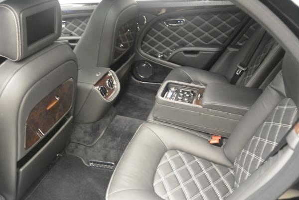 Used 2013 Bentley Mulsanne Le Mans Edition for sale Sold at Alfa Romeo of Westport in Westport CT 06880 20
