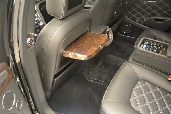 Used 2013 Bentley Mulsanne Le Mans Edition for sale Sold at Alfa Romeo of Westport in Westport CT 06880 23