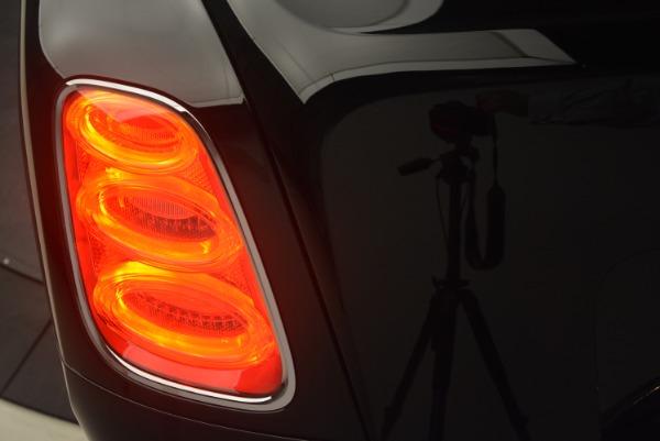 Used 2013 Bentley Mulsanne Le Mans Edition for sale Sold at Alfa Romeo of Westport in Westport CT 06880 24