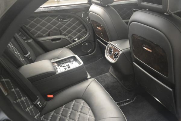 Used 2013 Bentley Mulsanne Le Mans Edition for sale Sold at Alfa Romeo of Westport in Westport CT 06880 25