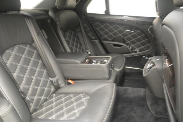 Used 2013 Bentley Mulsanne Le Mans Edition for sale Sold at Alfa Romeo of Westport in Westport CT 06880 26