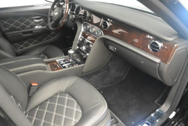 Used 2013 Bentley Mulsanne Le Mans Edition for sale Sold at Alfa Romeo of Westport in Westport CT 06880 27