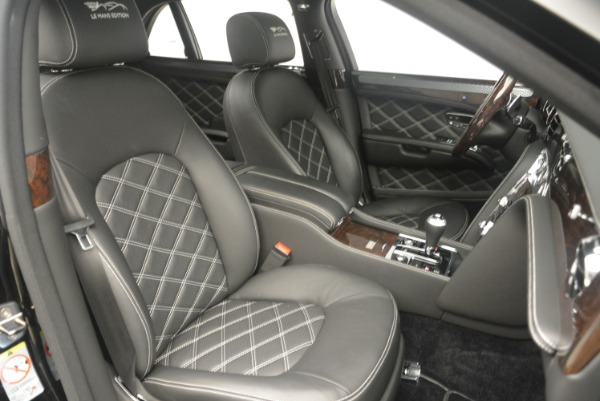 Used 2013 Bentley Mulsanne Le Mans Edition for sale Sold at Alfa Romeo of Westport in Westport CT 06880 28