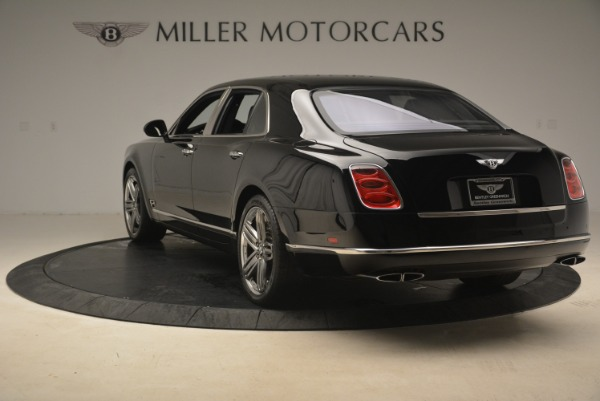 Used 2013 Bentley Mulsanne Le Mans Edition for sale Sold at Alfa Romeo of Westport in Westport CT 06880 5