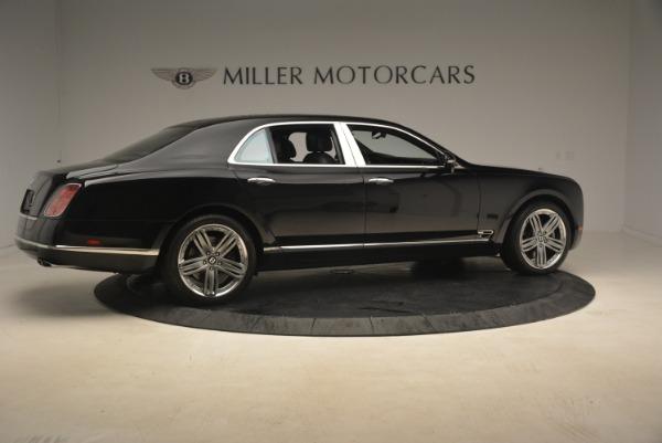 Used 2013 Bentley Mulsanne Le Mans Edition for sale Sold at Alfa Romeo of Westport in Westport CT 06880 8