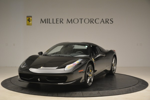 Used 2013 Ferrari 458 Spider for sale Sold at Alfa Romeo of Westport in Westport CT 06880 13