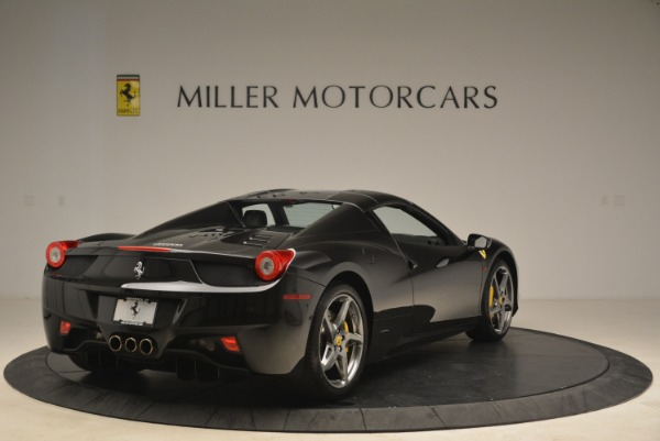 Used 2013 Ferrari 458 Spider for sale Sold at Alfa Romeo of Westport in Westport CT 06880 19