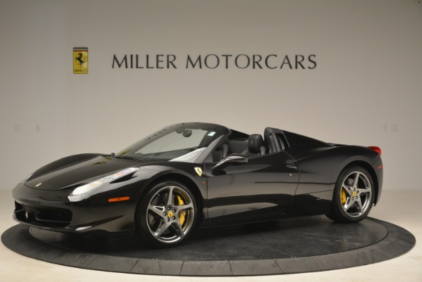Used 2013 Ferrari 458 Spider for sale Sold at Alfa Romeo of Westport in Westport CT 06880 2