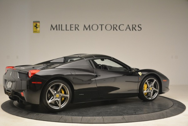 Used 2013 Ferrari 458 Spider for sale Sold at Alfa Romeo of Westport in Westport CT 06880 20