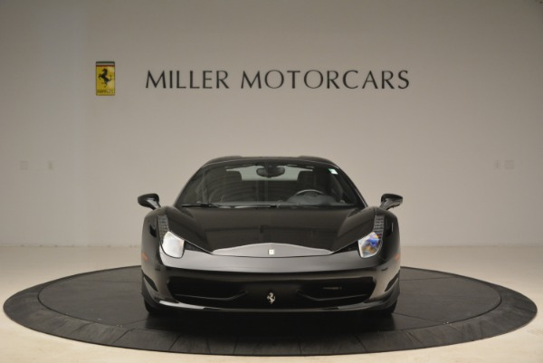 Used 2013 Ferrari 458 Spider for sale Sold at Alfa Romeo of Westport in Westport CT 06880 24