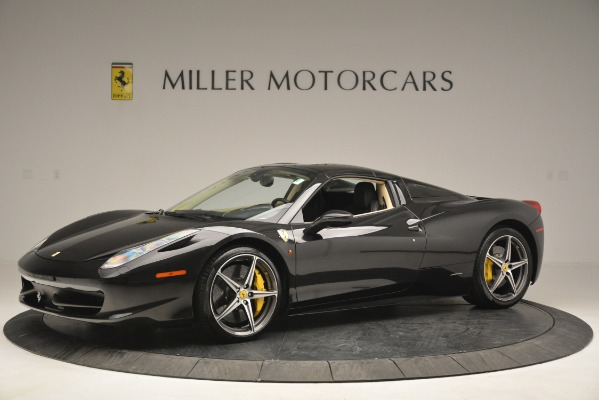 Used 2014 Ferrari 458 Spider for sale Sold at Alfa Romeo of Westport in Westport CT 06880 14