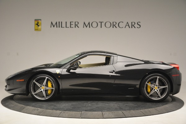 Used 2014 Ferrari 458 Spider for sale Sold at Alfa Romeo of Westport in Westport CT 06880 15
