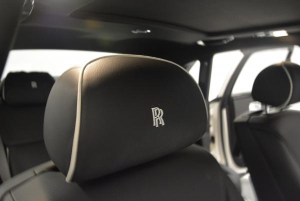 New 2016 Rolls-Royce Ghost Series II for sale Sold at Alfa Romeo of Westport in Westport CT 06880 26