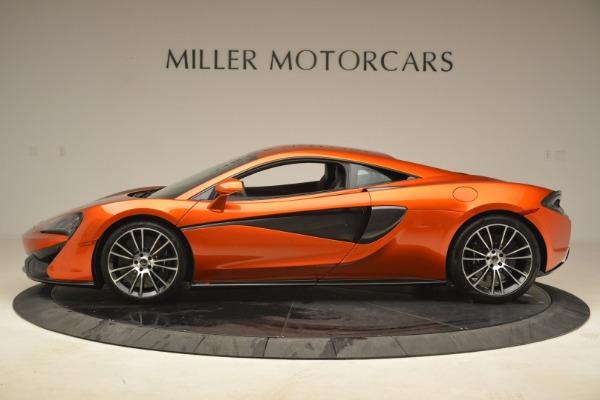 Used 2016 McLaren 570S for sale Sold at Alfa Romeo of Westport in Westport CT 06880 3