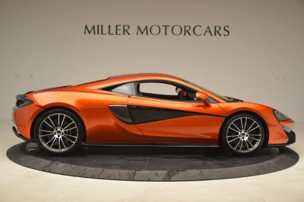 Used 2016 McLaren 570S for sale Sold at Alfa Romeo of Westport in Westport CT 06880 9