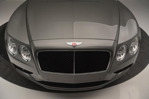 Used 2017 Bentley Flying Spur V8 S for sale $139,900 at Alfa Romeo of Westport in Westport CT 06880 12