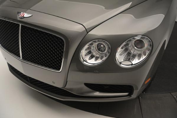 Used 2017 Bentley Flying Spur V8 S for sale $139,900 at Alfa Romeo of Westport in Westport CT 06880 13