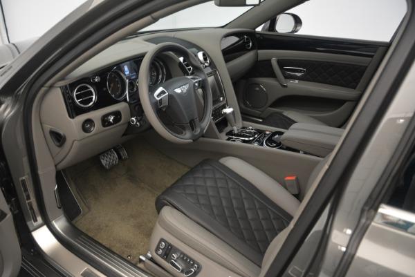 Used 2017 Bentley Flying Spur V8 S for sale $139,900 at Alfa Romeo of Westport in Westport CT 06880 18