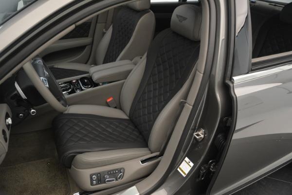 Used 2017 Bentley Flying Spur V8 S for sale $139,900 at Alfa Romeo of Westport in Westport CT 06880 20