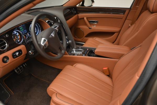 Used 2015 Bentley Flying Spur W12 for sale Sold at Alfa Romeo of Westport in Westport CT 06880 17