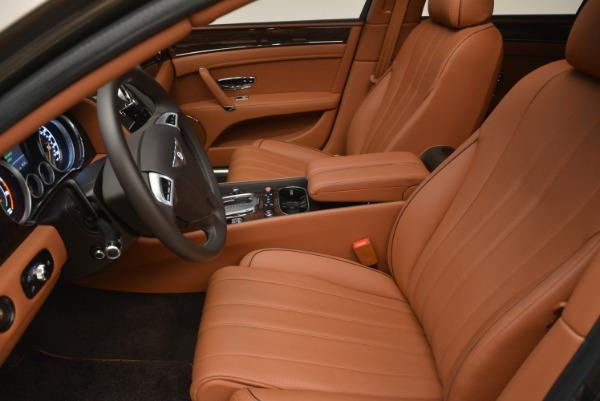 Used 2015 Bentley Flying Spur W12 for sale Sold at Alfa Romeo of Westport in Westport CT 06880 18