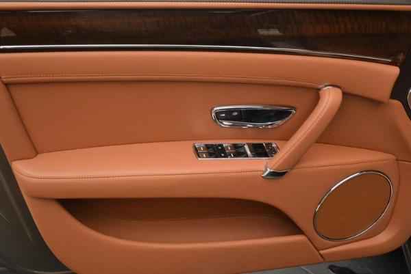 Used 2015 Bentley Flying Spur W12 for sale Sold at Alfa Romeo of Westport in Westport CT 06880 19