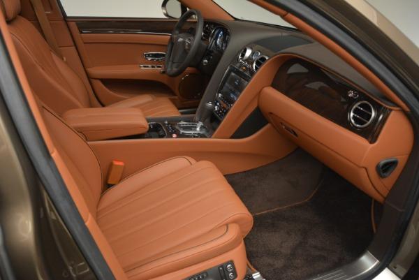 Used 2015 Bentley Flying Spur W12 for sale Sold at Alfa Romeo of Westport in Westport CT 06880 23