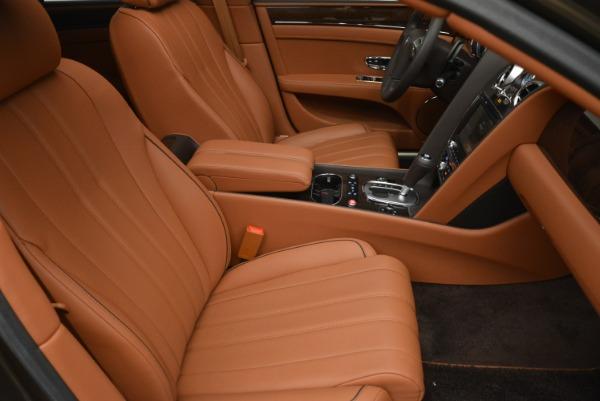 Used 2015 Bentley Flying Spur W12 for sale Sold at Alfa Romeo of Westport in Westport CT 06880 24