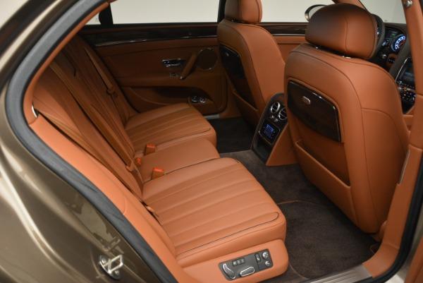 Used 2015 Bentley Flying Spur W12 for sale Sold at Alfa Romeo of Westport in Westport CT 06880 25
