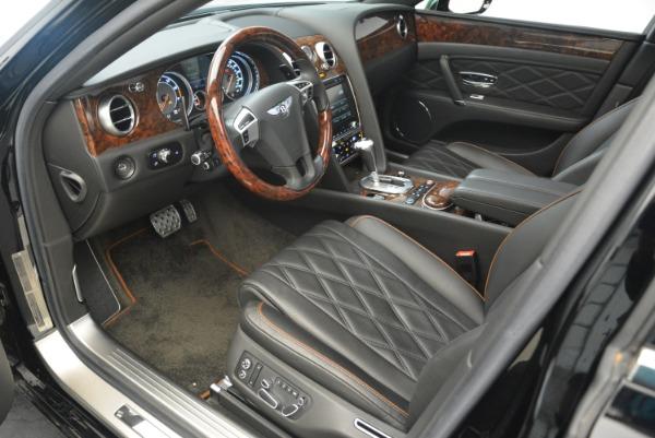 Used 2014 Bentley Flying Spur W12 for sale Sold at Alfa Romeo of Westport in Westport CT 06880 17