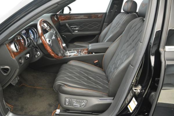 Used 2014 Bentley Flying Spur W12 for sale Sold at Alfa Romeo of Westport in Westport CT 06880 18